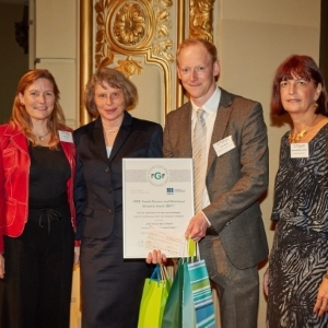 Family Business und Mittelstand Research Award 2017