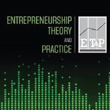 Entrepreneurship Theory and Practice (ETP)